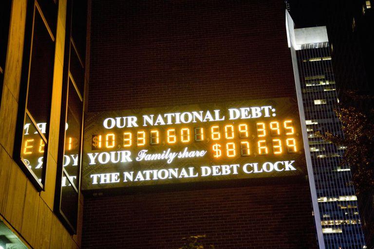 debt clock 10