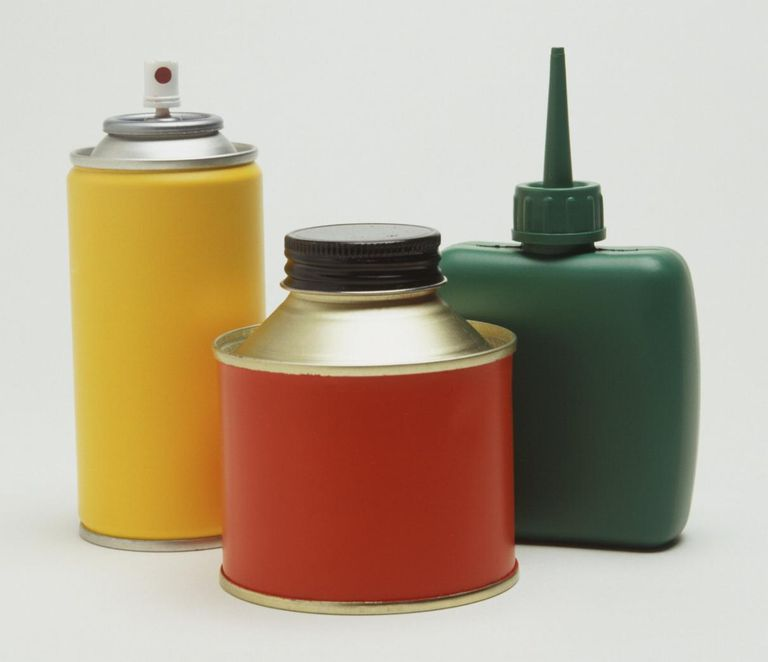 Inhalant Containers