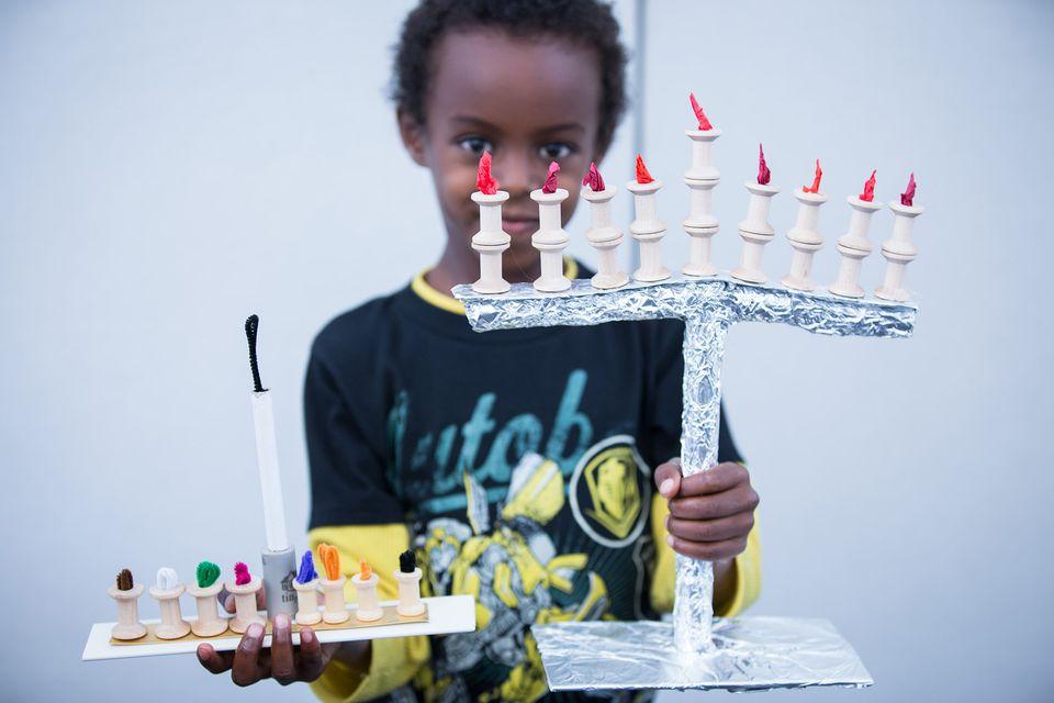 Hanukkah at Skirball Cultural Center