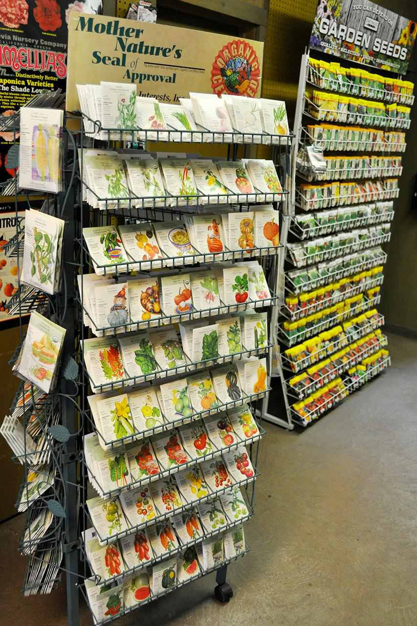 We just received a new shipment of seeds from Botanical Interest