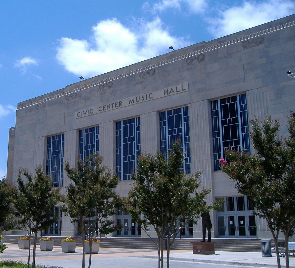 OKC Broadway Shows at the Civic Center