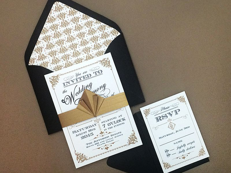 line Sources for Printable Wedding Invitations