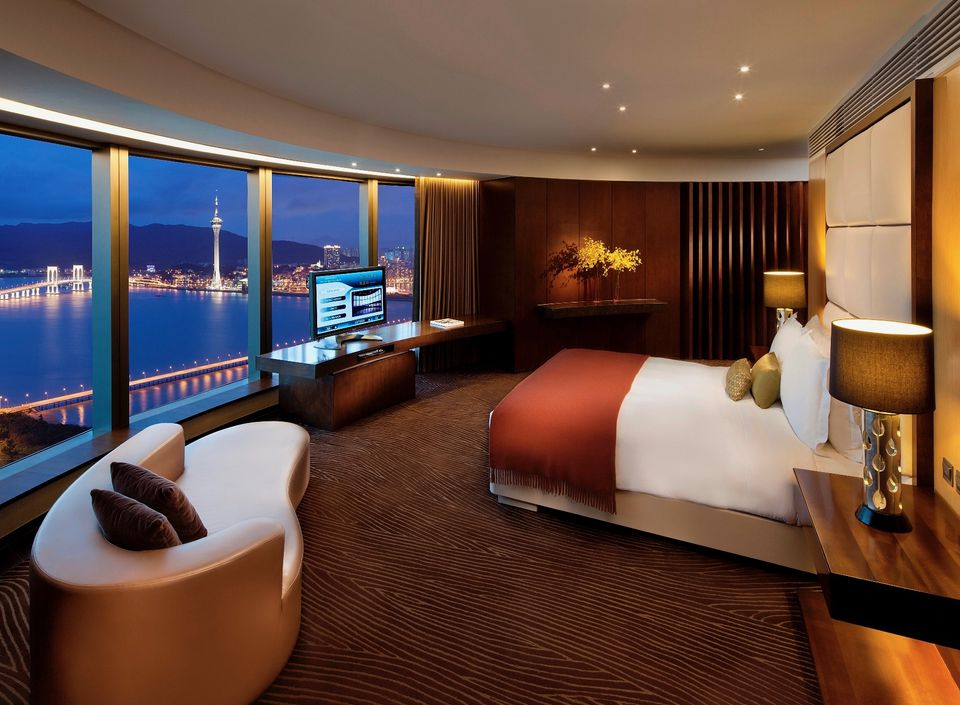 Room with a view at Altira Macau hotel