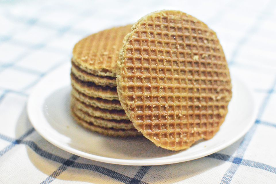 Stroopwafel is Commonly Imported from The Netherlands