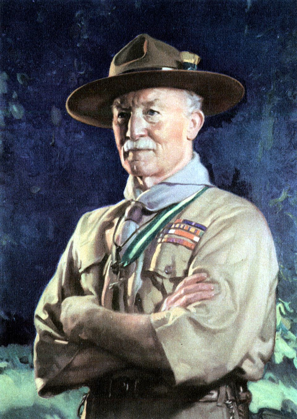 Lieutenant General Robert Stephenson Smyth Baden-Powell