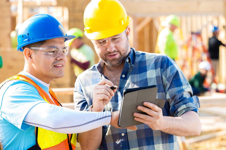 job in construction