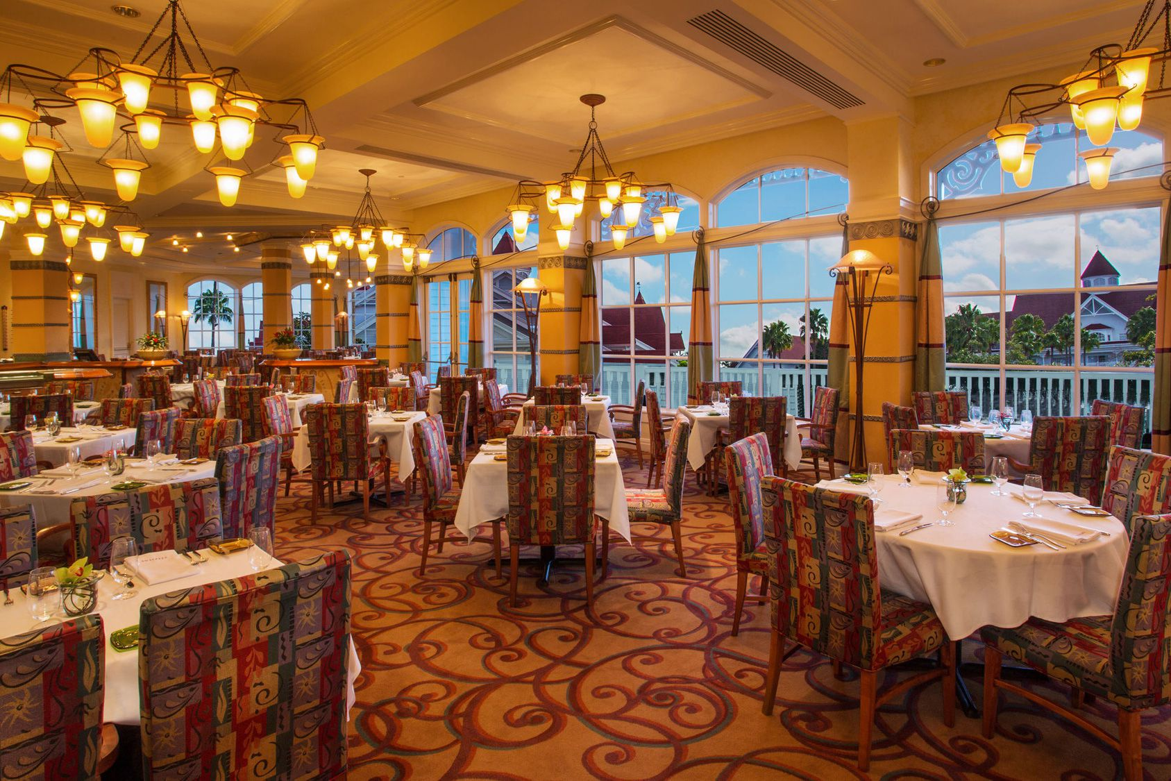 Top 10 table service restaurants at disney world for World best dining tables