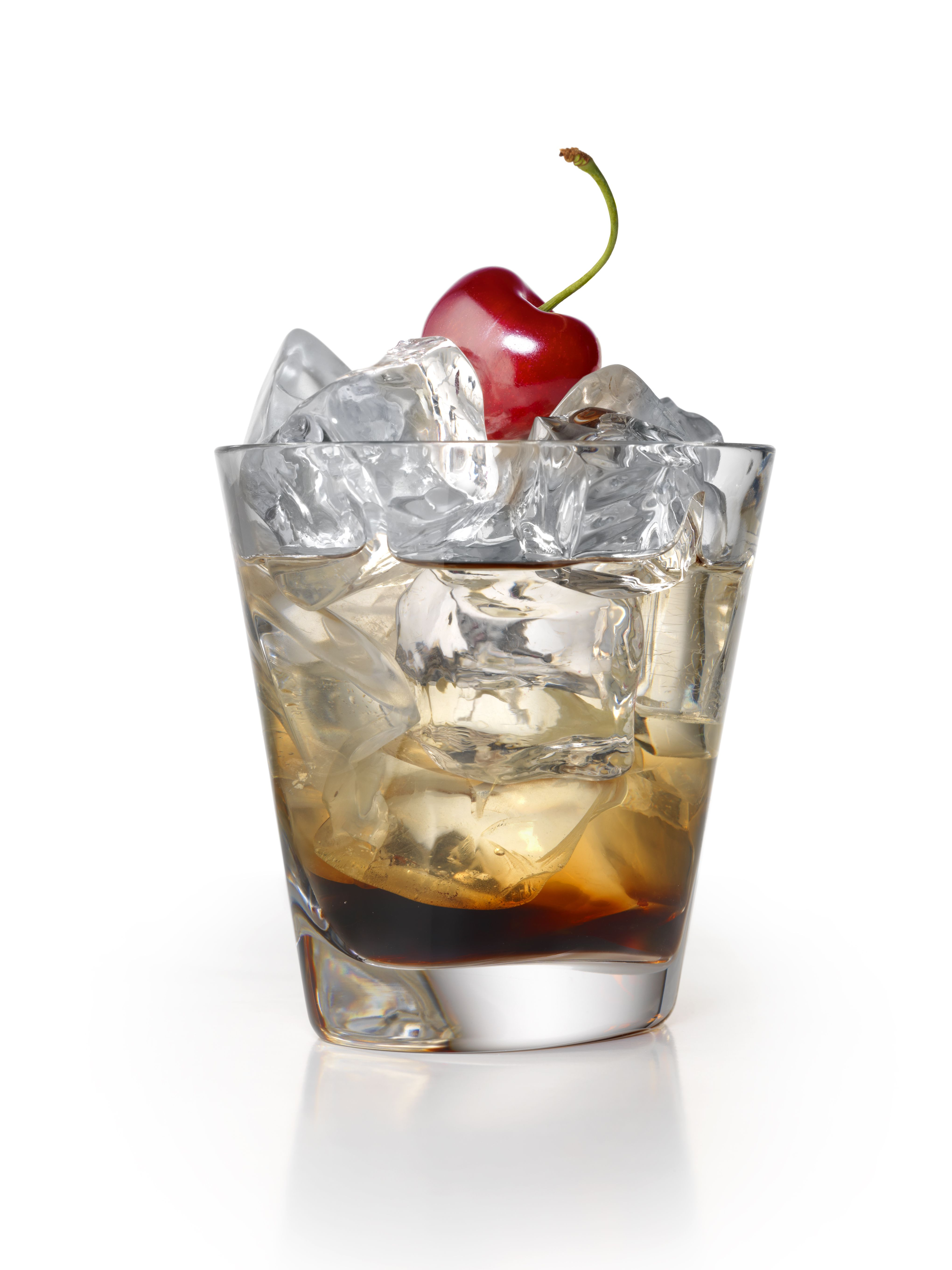 Black Russian Cocktail Vodka And Coffee At Its Best