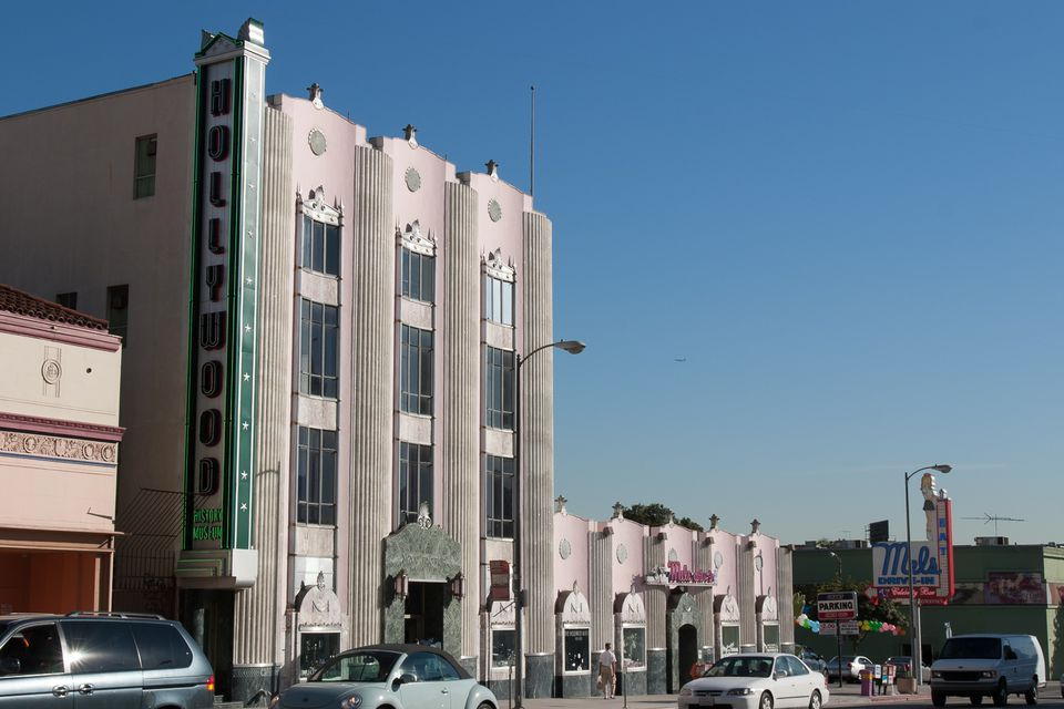 The Hollywood Museum in the Max Factor Building