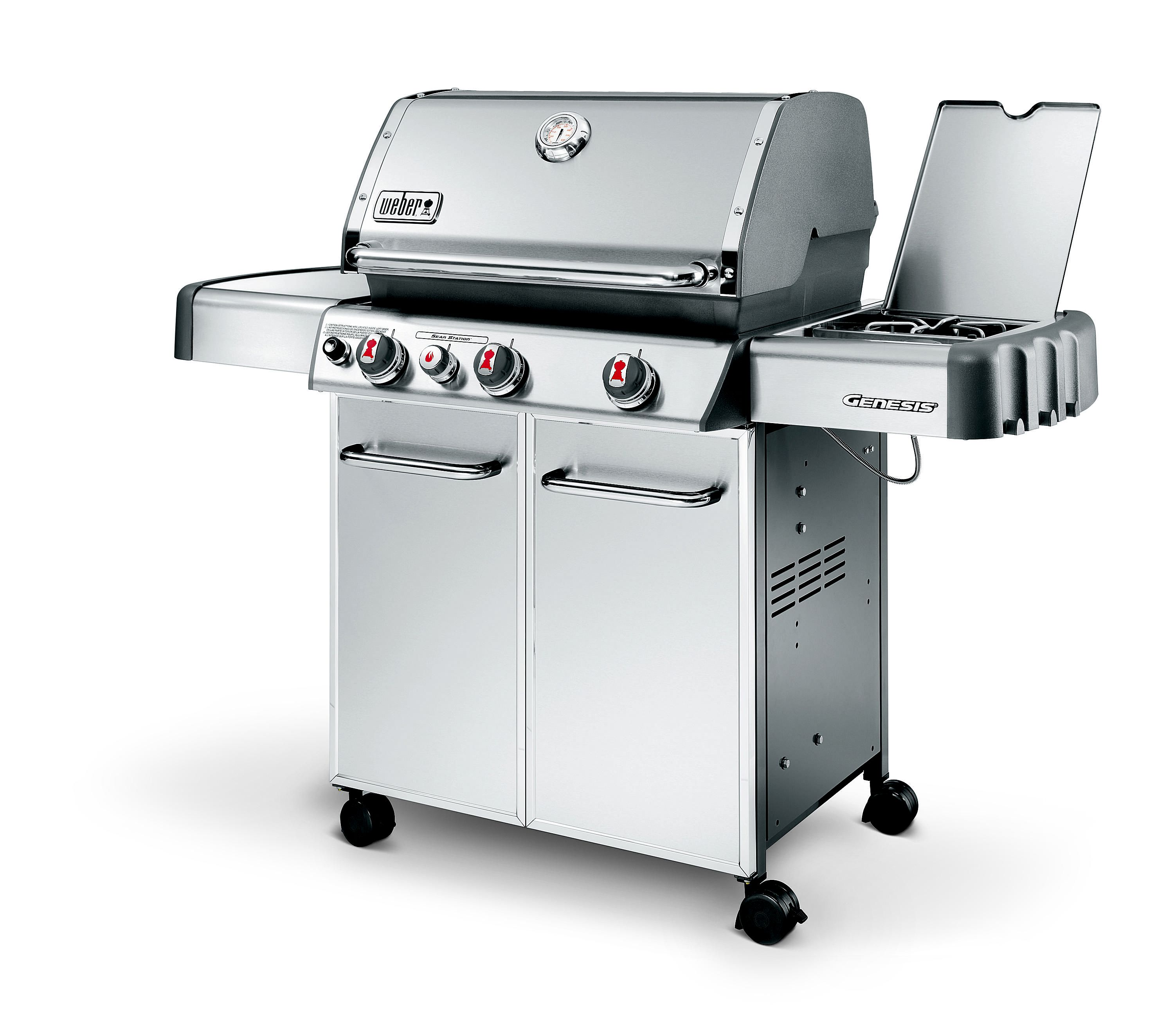 weber genesis s 340 gas grill review. Black Bedroom Furniture Sets. Home Design Ideas