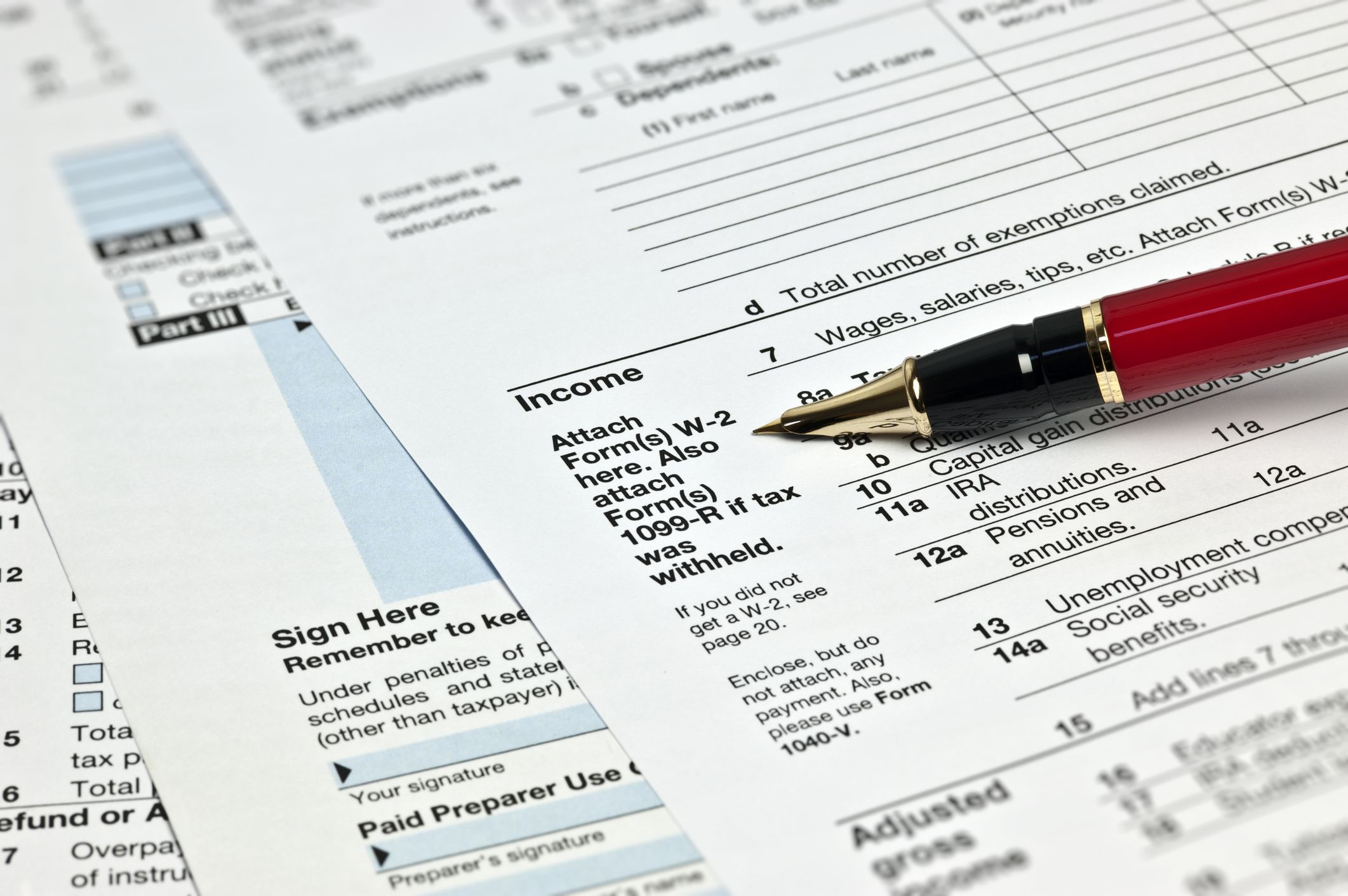 How to Prepare and File an Amended Tax Return