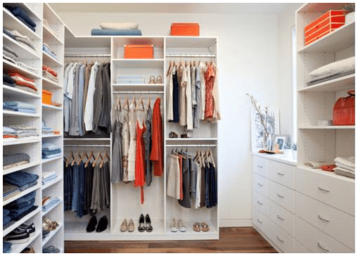 Closet organization ideas - Pictures of walk in closets ...