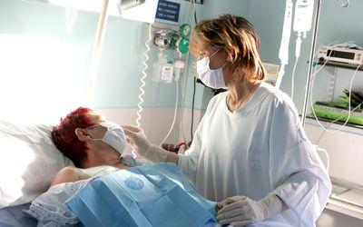 chronic leukemia in older adults