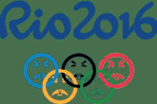 Funny Rio Olympics Logo