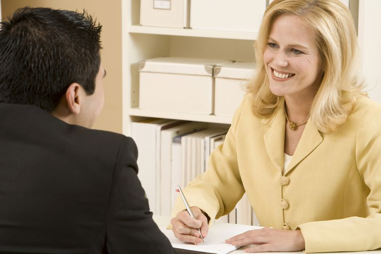 In a personnel management department, much emphasis is placed on paperwork, administration, pay grades, and consistency.