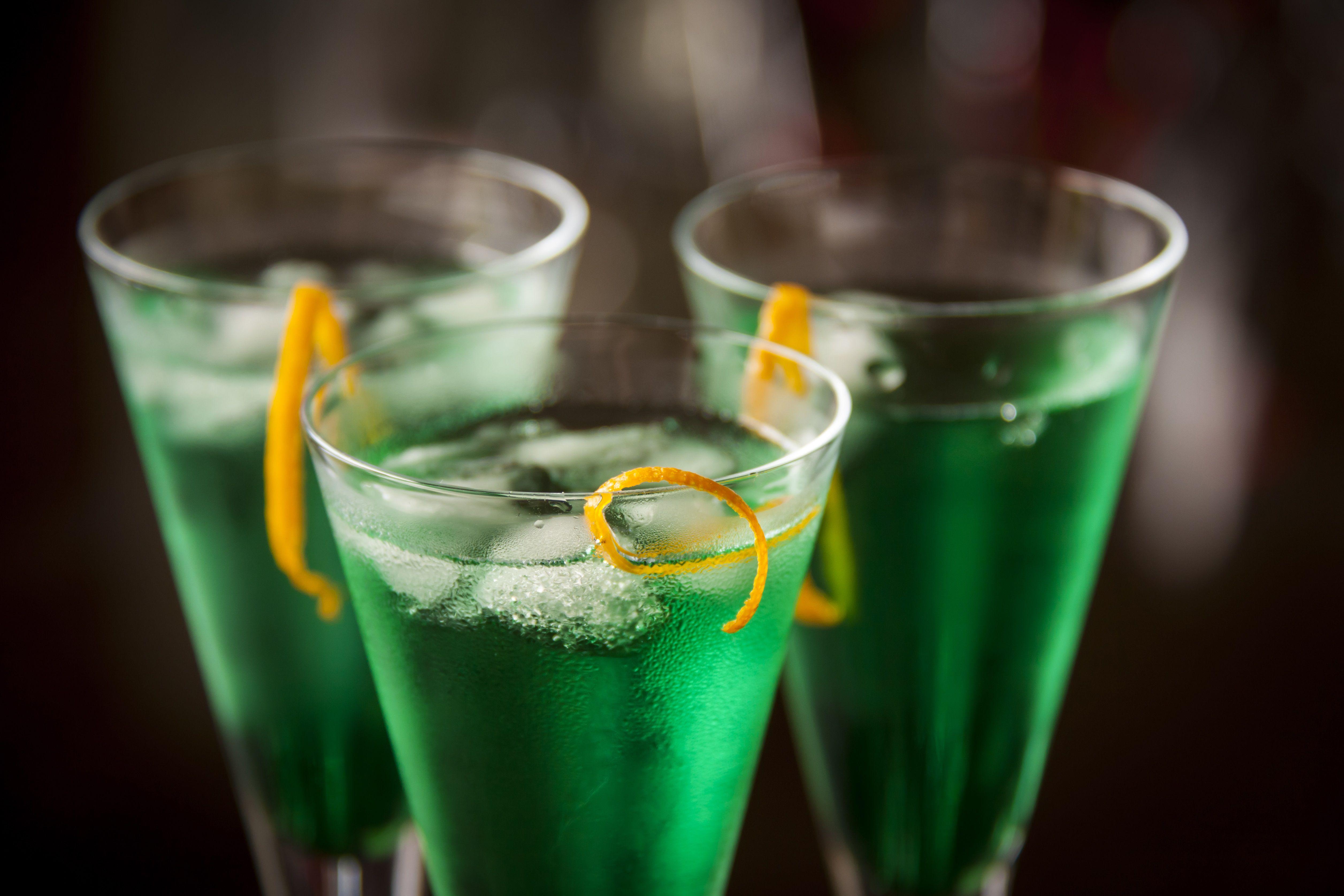 Creme De Menthe Liqueur Profile And Cocktail List