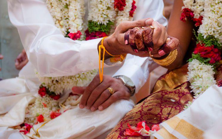 Indian Wedding Navaneeth Getty Images