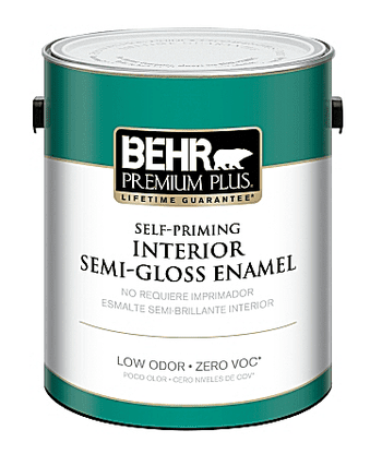 Behr S No Voc Interior Eco Friendly Paint With Primer Review