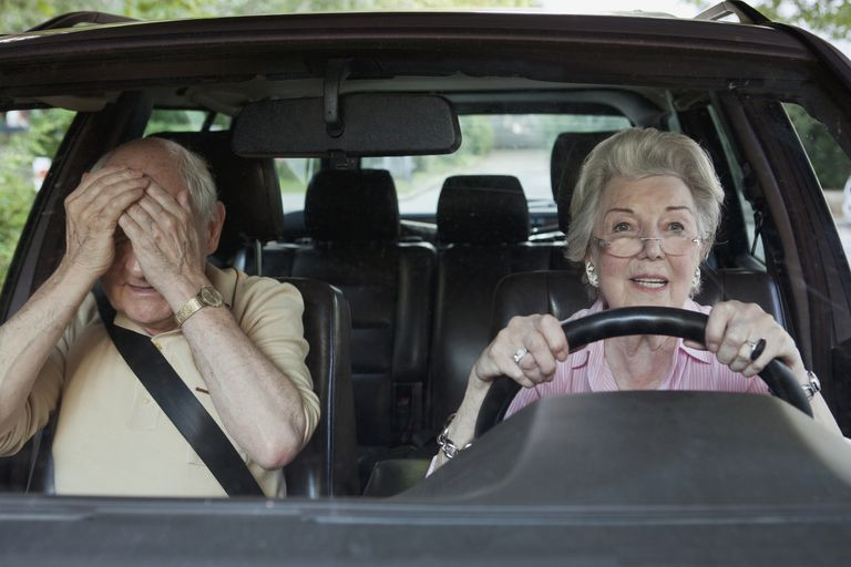 Driving Is One Area Where Poor Judgment in Dementia Is a Concern