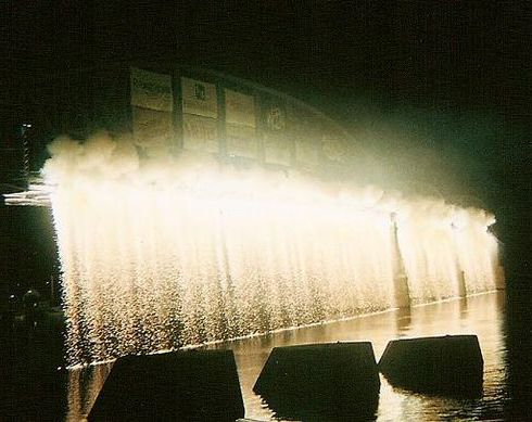 Waterfall Firework