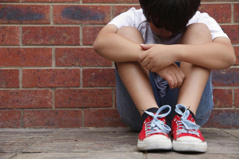 Child Bullying Victim