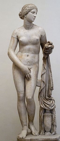 Ejemplo escultura griega