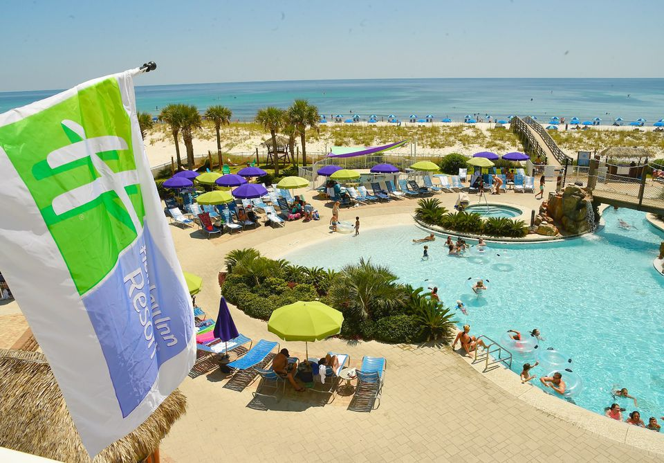 Holiday Inn and Holiday Express hotels for families