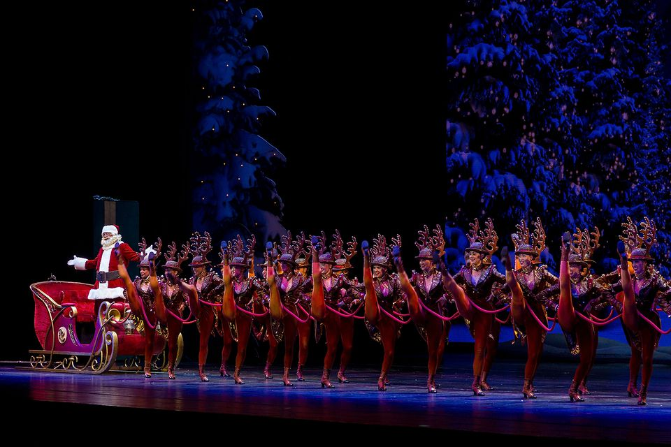 2017 Christmas Spectacular Starring the Radio City Rockettes Opening Night