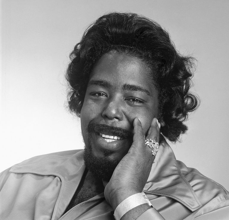 Barry White in the 70s