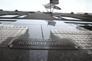 Chicago Mercantile Exchange Sells Chicago Board Of Trade Building
