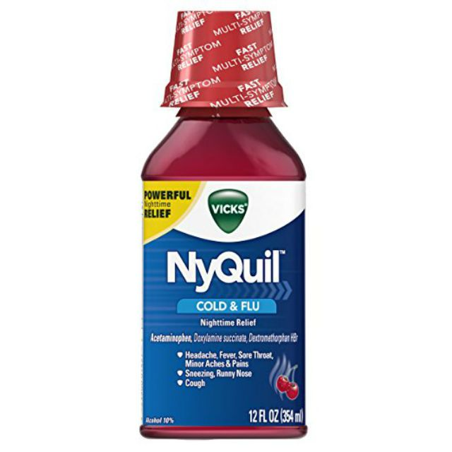 Nyquil Cold and Flu