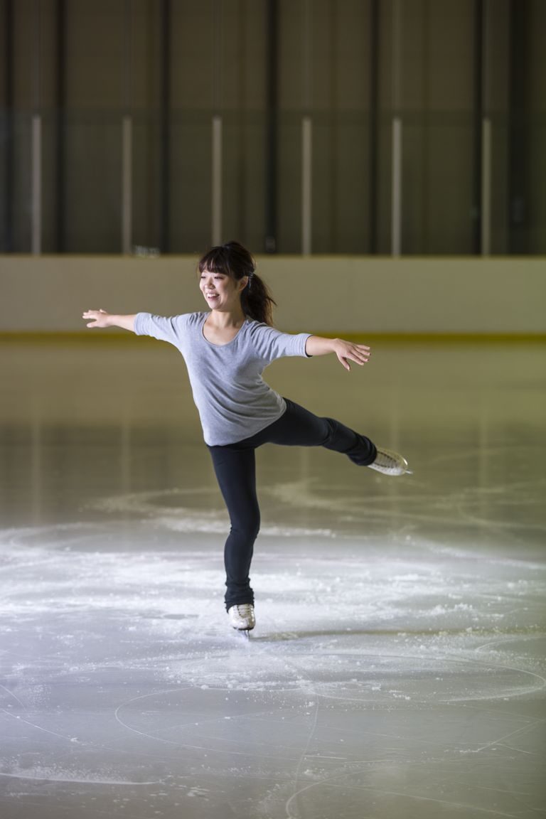 Figure Skaters Should Wear Certain Clothes for Practice