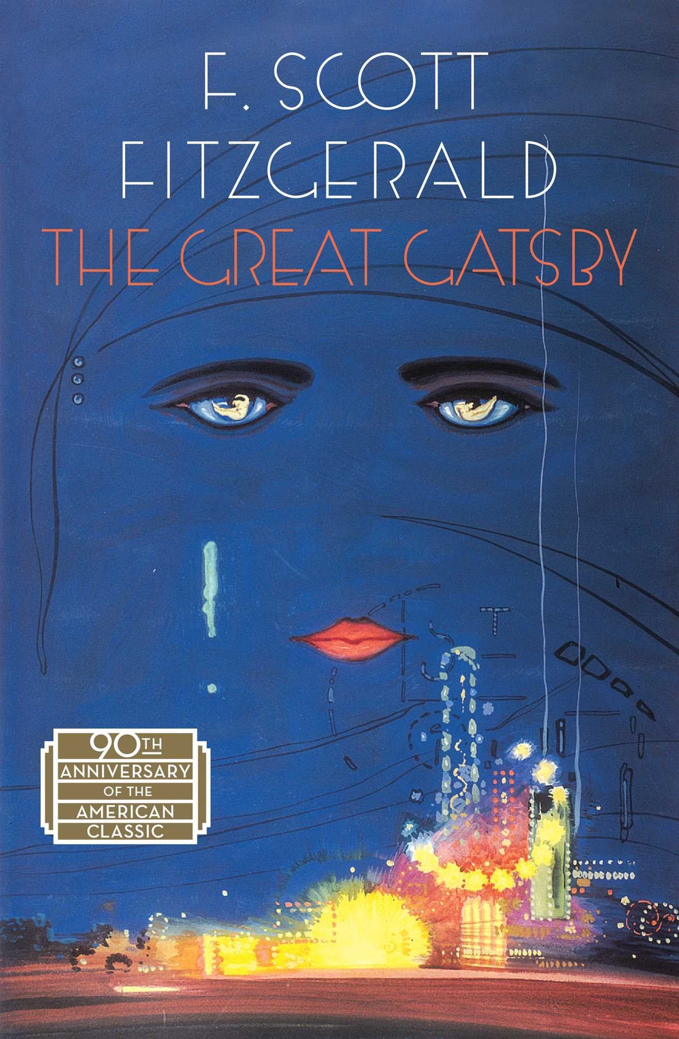 an analysis of characterization in the great gatsby by f scott fitzgerald