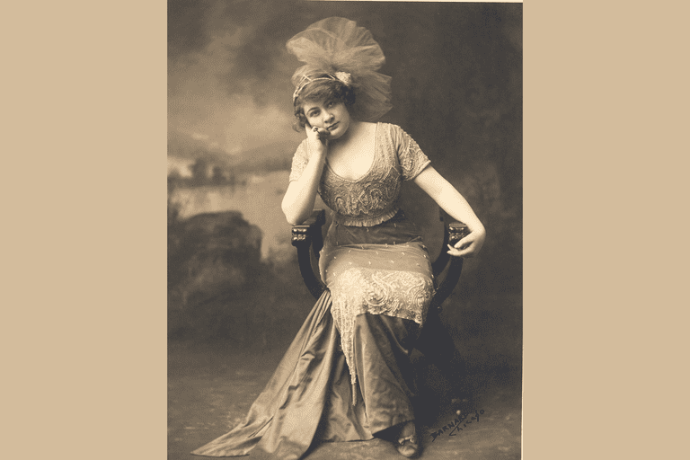 Sophie Tucker about 1920