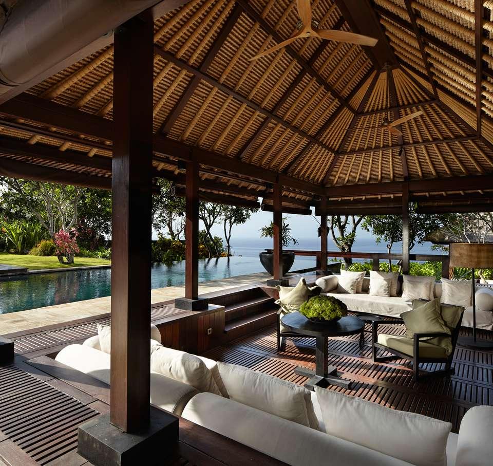 Amazing villa at Bulgari Bali hotel
