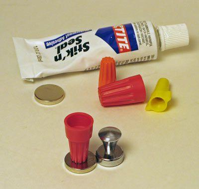DIY Stud Finder Materials