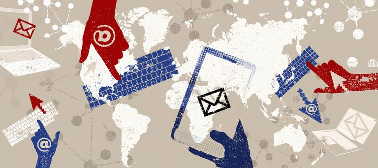sending text messages by email
