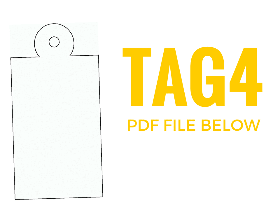 6 free printable gift tag templates ptrintable gift tags pronofoot35fo Images