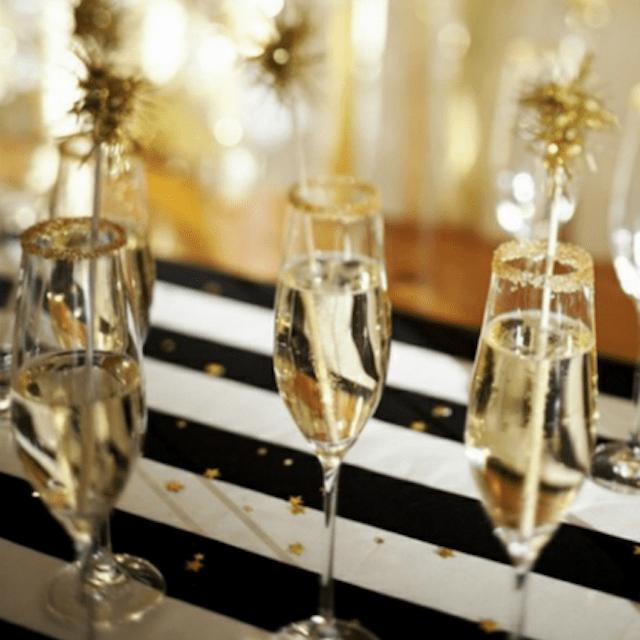 Champagne Oscar Cocktails