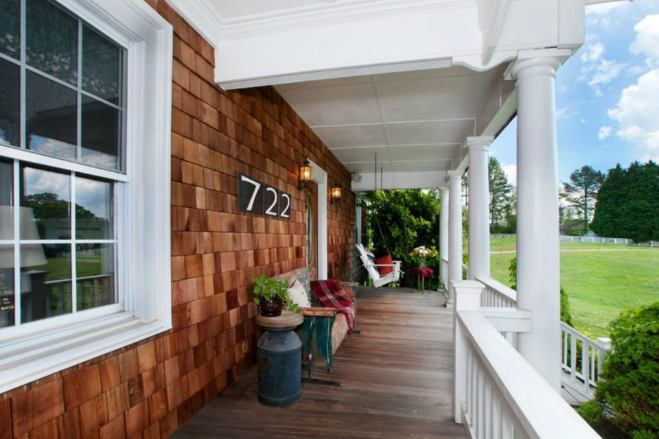 50 porch ideas for every type of home for Georgia front porch