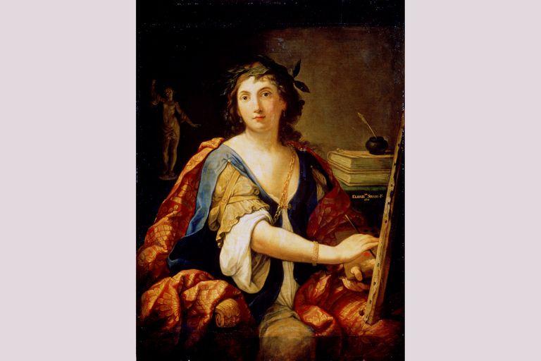 Elisabetta Sirani Allegory of Painting