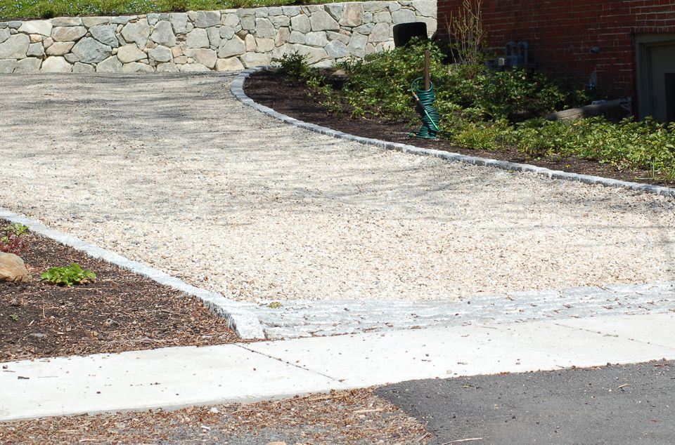 How much crushed stone do you need a sure fire formula image of a crushed stone driveway solutioingenieria Choice Image