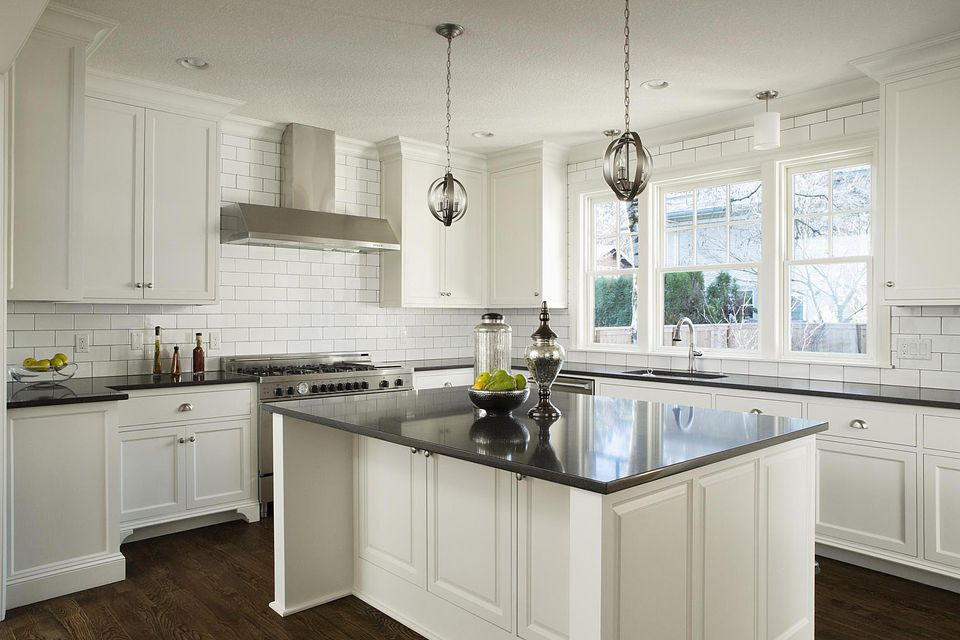 Are white kitchen cabinets boring or contemporary