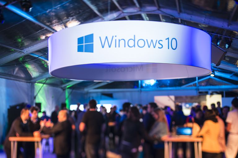 Microsoft's Windows 10 Launch In Sydney