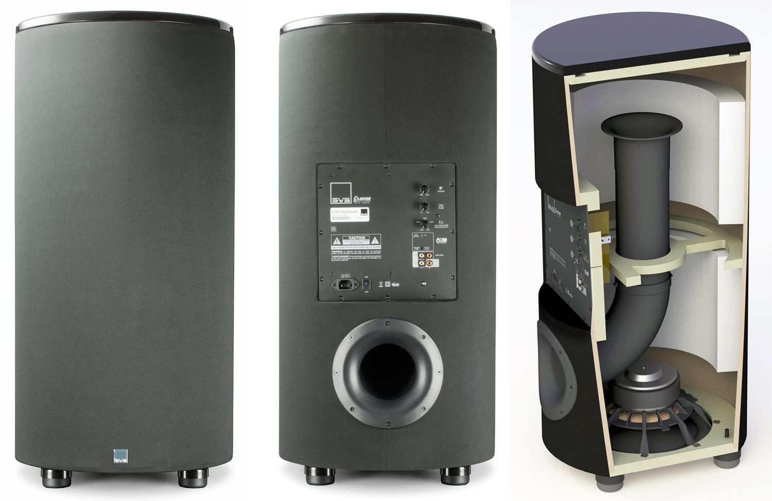 SVS PC-2000 Cylindrical Subwoofer - Review