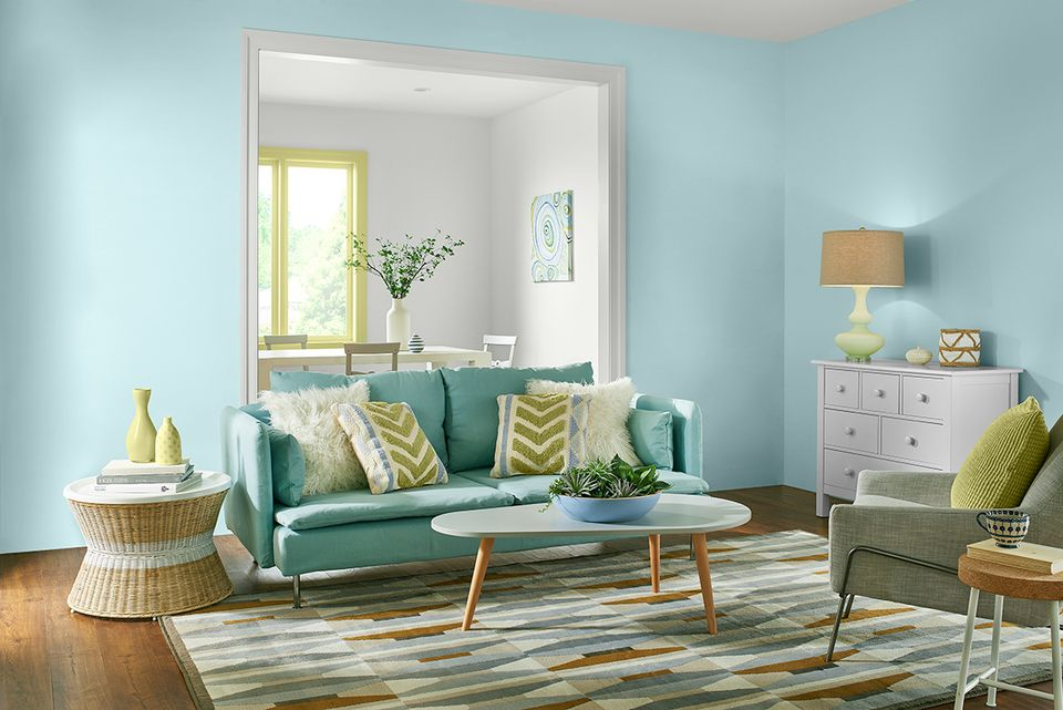 Behr 2017 Color Trends See Every Gorgeous Paint Color