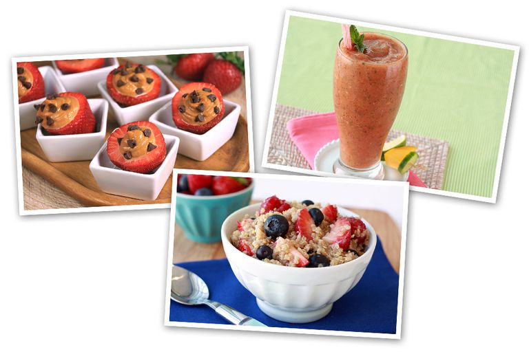 3 Berry-Packed Recipes That Are Good for You