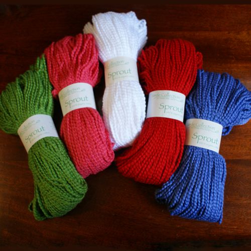 Sprout Organic Cotton Yarn by Classic Elite