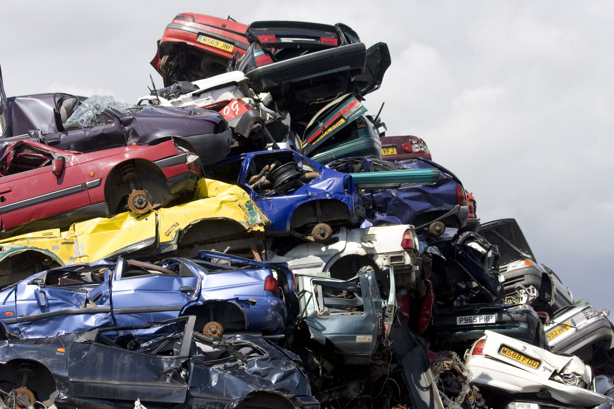 Car Recycling Statistics and Facts