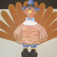Singing Time Thanksgiving Turkey